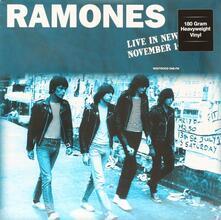 Live in New York 1977 - Vinile LP di Ramones