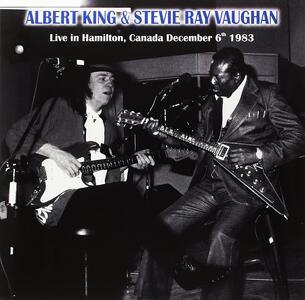 Chch Studios Hamilton Canada - Vinile LP di Albert King,Stevie Ray Vaughan
