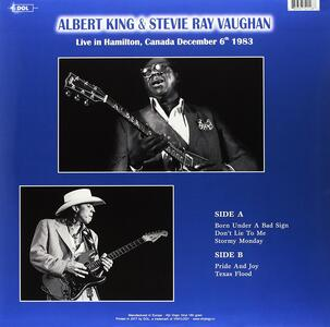 Chch Studios Hamilton Canada - Vinile LP di Albert King,Stevie Ray Vaughan - 2