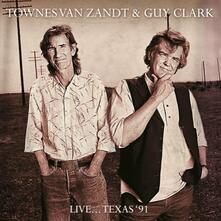 Live at Great American Music Hall in San Francisco - Vinile LP di Townes Van Zandt,Guy Clark