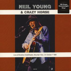 Live at Shoreline Amphitheatre Mountain - Vinile LP di Neil Young