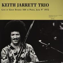 Live at Gran Studio 104 in Paris, June 9th 1972 - Vinile LP di Keith Jarrett