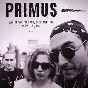 Live at Winston Farm Saugerties NY - Vinile LP di Primus