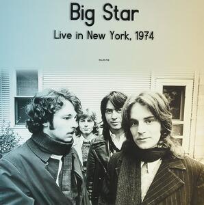 Live in New York Wlir Fm 1974 - Vinile LP di Big Star