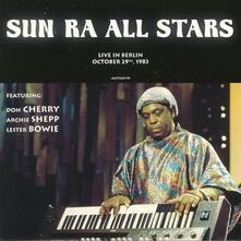 Live in Berlin October 29th 1983 - Vinile LP di Sun Ra All Stars