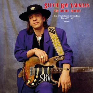 Live at the Ocean Center 1987 - Vinile LP di Stevie Ray Vaughan