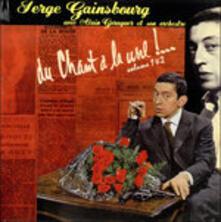 Du Chant a La Une Vols. 1 & 2 - Vinile LP di Serge Gainsbourg