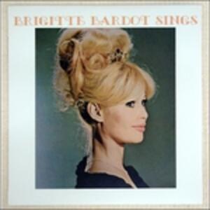 Sings - Print - Vinile LP di Brigitte Bardot