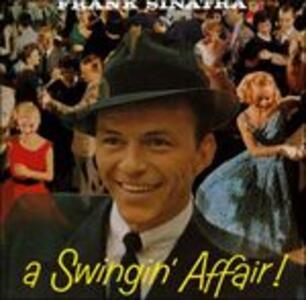 A Swingin' Affair - Vinile LP di Frank Sinatra