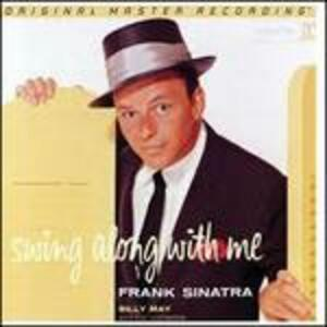 Swing Along with me - Vinile LP di Frank Sinatra