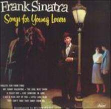 Songs for Young Lovers - Vinile LP di Frank Sinatra