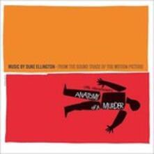 Anatomy of a Murder (Colonna sonora) (Picture Disc) - Vinile LP di Duke Ellington