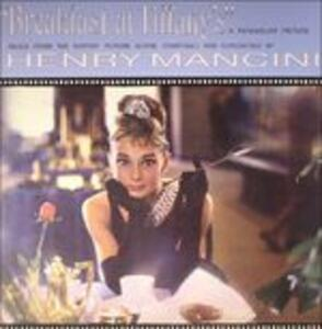 Breakfast at Tiffany (Colonna Sonora) - Vinile LP di Henry Mancini