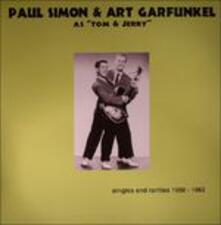 As Tom and Jerry - Vinile LP di Paul Simon,Art Garfunkel