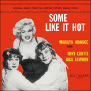 Some Like it Hot - Vinile LP di Marilyn Monroe