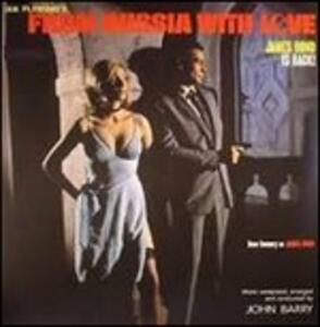 From Russia with Love (Colonna Sonora) - Vinile LP di John Barry