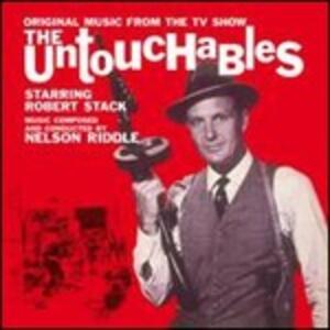 The Untouchables (Colonna Sonora) - Vinile LP di Nelson Riddle