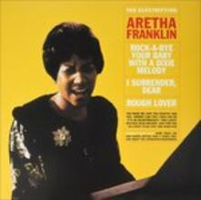 The Electrifying - Vinile LP di Aretha Franklin