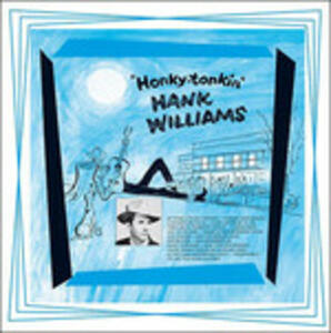 Honky Tonk - Vinile LP di Hank Williams