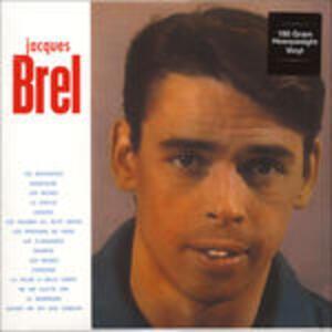 Enregistrement Public Al Olympia 1962 - Vinile LP di Jacques Brel