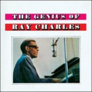 The Genius of Ray Charles - Vinile LP di Ray Charles