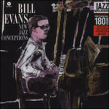 New Jazz Conceptions (180 gr.) - Vinile LP di Bill Evans