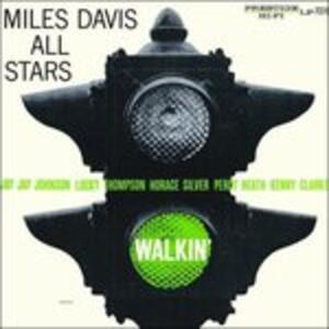 Walkin' - Vinile LP di Miles Davis