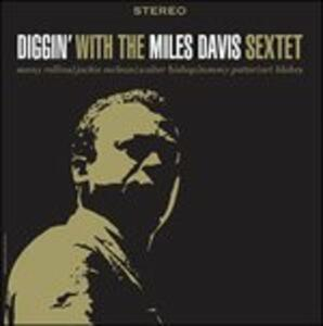 Diggin' with the Miles Davis Sextet - Vinile LP di Miles Davis
