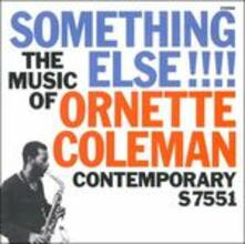 Something Else - Vinile LP di Ornette Coleman