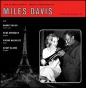 Litf to the Scaffold (Ascenseur Pour L'échafaud) (Colonna Sonora) - Vinile LP di Miles Davis