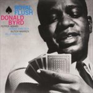 Royal Flush - Vinile LP di Donald Byrd