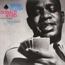 Royal Flush (180 gr.) - Vinile LP di Donald Byrd