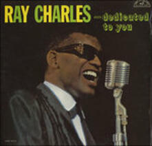 Dedicated to You - Vinile LP di Ray Charles