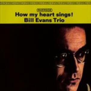 How My Heart Sings - Vinile LP di Bill Evans