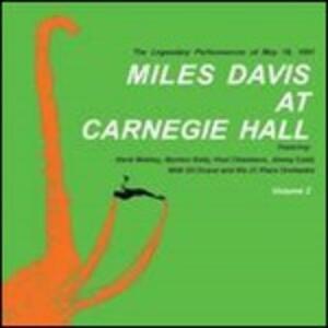 At the Carnegie Hall vol.1 - Vinile LP di Miles Davis