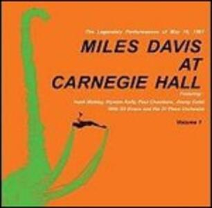 At the Carnegie Hall vol.2 - Vinile LP di Miles Davis