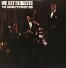 We Get Requests (180 gr.) - Vinile LP di Oscar Peterson