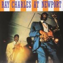 At Newport (180 gr.) - Vinile LP di Ray Charles