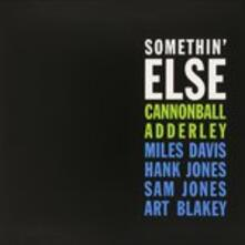 Somethin' Else - Vinile LP di Julian Cannonball Adderley