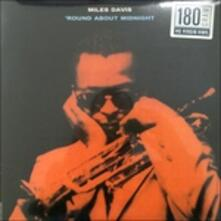 Round About Midnight (180 gr.) - Vinile LP di Miles Davis