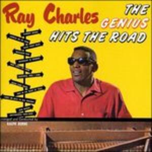 Genius Hit the Road - Vinile LP di Ray Charles