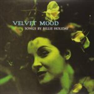 Velvet Mood - Vinile LP di Billie Holiday