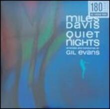Quiet Nights - Vinile LP di Miles Davis