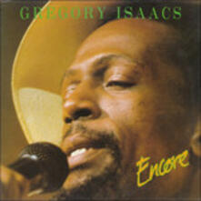 Encore - Vinile LP di Gregory Isaacs