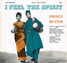 I Feel the Spirit - Vinile LP di Prince Buster