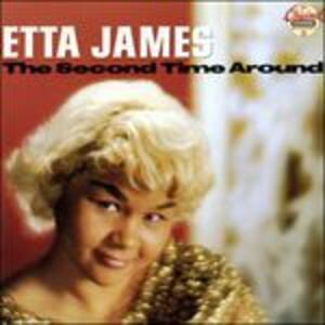 Second Time Around - Vinile LP di Etta James
