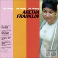 Tender the Moving the Swinging - Vinile LP di Aretha Franklin