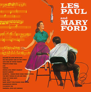 Les Paul and Mary Ford - Vinile LP di Les Paul,Mary Ford