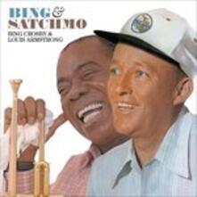 Bing & Satchmo - Vinile LP di Louis Armstrong,Bing Crosby