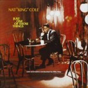 Just One of Those Things - Vinile LP di Nat King Cole